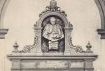 Busto di San Pio X, opera di Guido Giusti (1904). Si trova nella chiesa parrocchiale di Salzano.