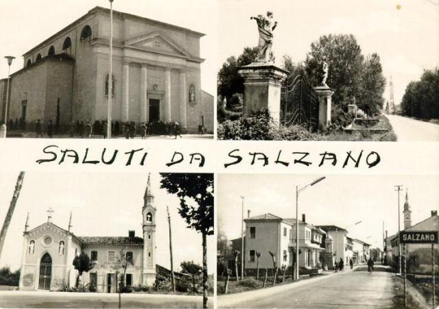 """Saluti da Salzano"""