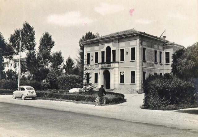 Ex municipio (ora biblioteca)
