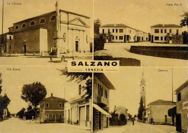 la chiesa, viale Pio X, via Roma, centro