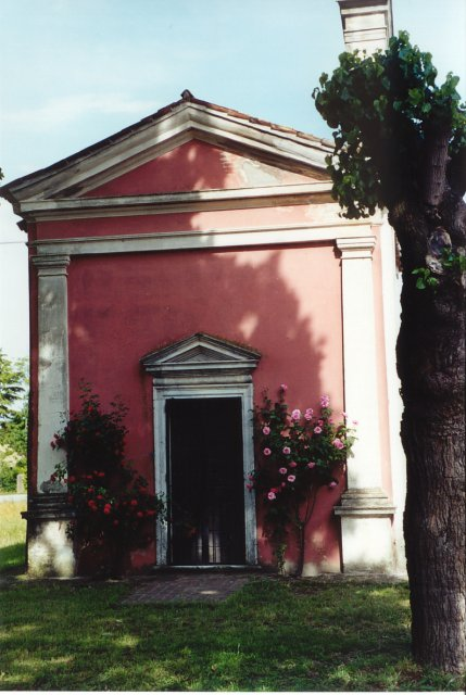 Oratorio (facciata ovest).