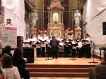 """Il Coro della Scuola di Musica """"K. Szymanowski"""" di Martellago"""