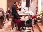 """I musicisti della Scuola di Musica """"K. Szymanowski"""" di Martellago"""