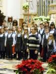 Prima del coro, ascoltiamo una poesia natalizia