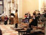 """Copertina dell'Album: Concerto """"Juditha Triumphans"""" con orchestra e coro svedesi"""