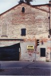 L'edificio probabilmente più antico di Robegano a sud della chiesa.