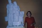 Graziella Masiero al museo dell'emigrazione italiana