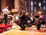 Il Maestro Carlo Rebeschini dirige la Janus Orchestra