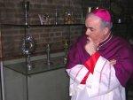 Il Vescovo visita il Museo di San Pio X