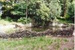 Il parco di Villa Romanin-Jacur, con le grotte e i giochi d'acqua, costituisce un importante scenario naturalistico collegato alla villa veneta.